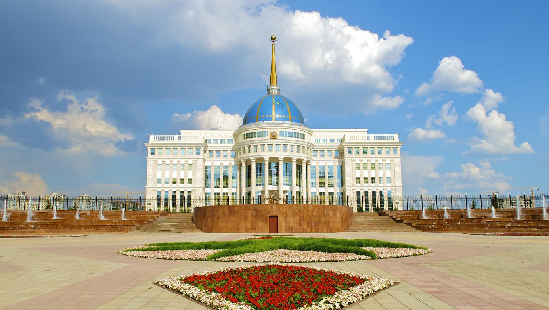 """Presidential palace """"Ak-Orda"""", Astana, Kazakhstan"""